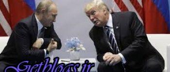 ترامپ با پوتین دیدار می کند